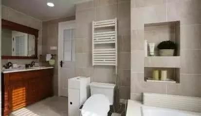 头一次见有人在卫生间这样做收纳,一听过来人的话,才知好处不少