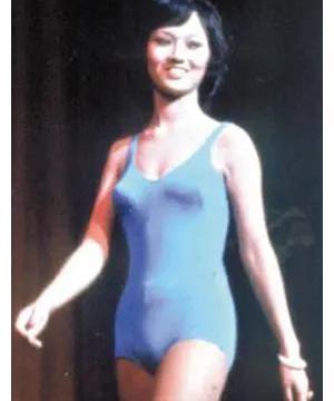 赵雅芝:仅穿一次泳衣亮相!却成了香港男人的性幻想对象