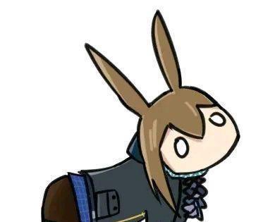 明天方舟:阿米亚的头是兔耳朵还是驴耳朵?玩家:一定是头驴子