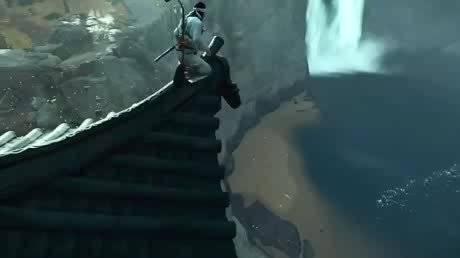 当《刺客信条》粉丝玩《对马岛之魂》!