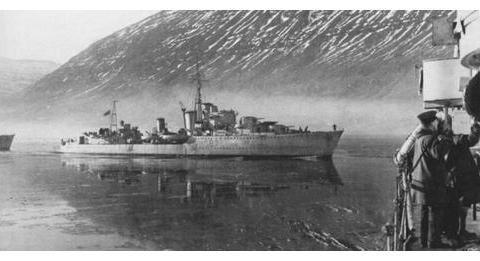 第一次纳尔维克海战:英国海军见好不收,结果糗大了