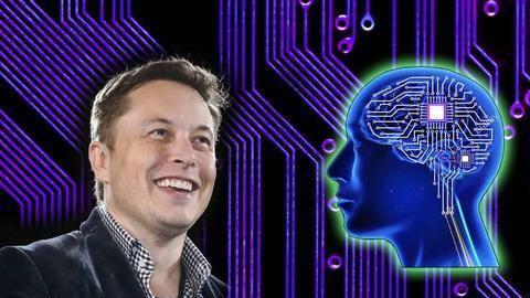 马斯克即将宣布脑机芯片项目新进展,让人类变得更加强大
