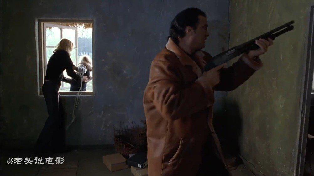 动作电影 《狙击速递》:史蒂文·席格一部爆米花动作片……