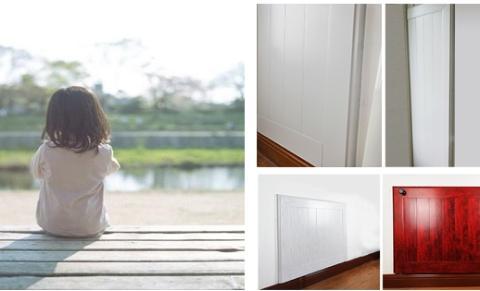 有小孩的家庭供暖怎么选?护墙装饰板采暖和暖气片到底哪个合适?
