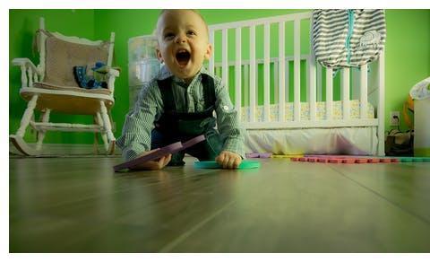 你家宝宝几个月开始认生的?这个时期认生,说明宝宝智力发育好