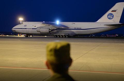 超越C-17?俄罗斯打算放弃伊尔76,上马新型飞翼运输机