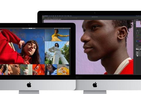 苹果上架新款 iMac:十代酷睿+Navi 显卡,边框依旧