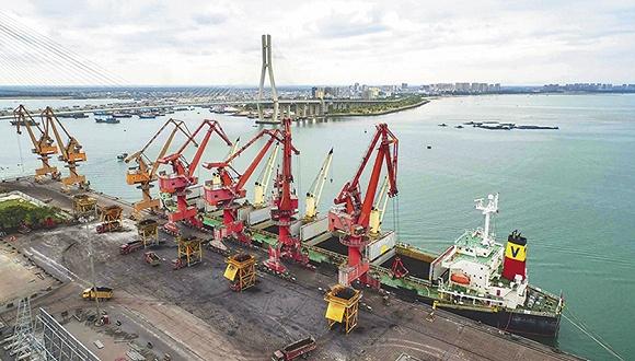 洋浦发放补贴促航运业发展,预计今年将发放的补贴达1亿元