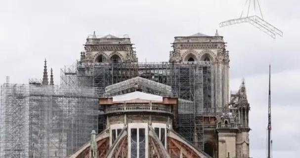 巴黎圣母院管风琴修复工程启动 工程预计耗时4年