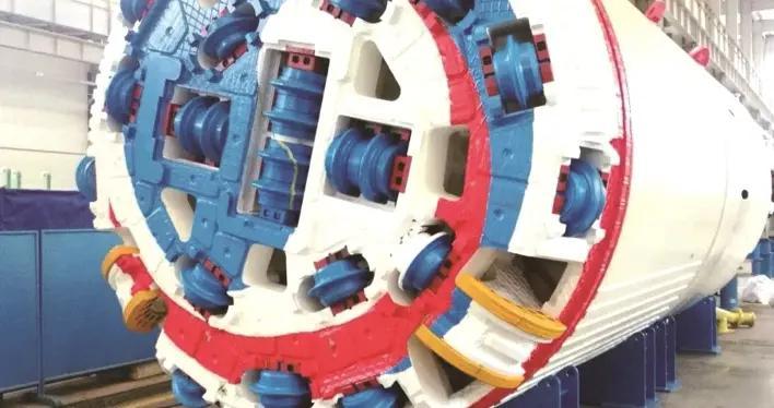 铁建重工:泥水平衡盾构机完成韩国首秀