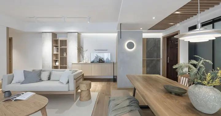 111平米的房子怎么装修合适,朋友花了8万,大家都惊呆了!-金科·海昱东方装修