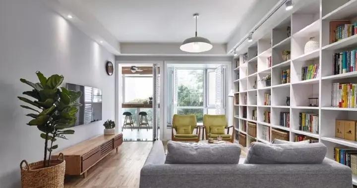 仅仅花了12万元,就把98平米的三居室装修的美轮美奂!-华润翡翠城装修