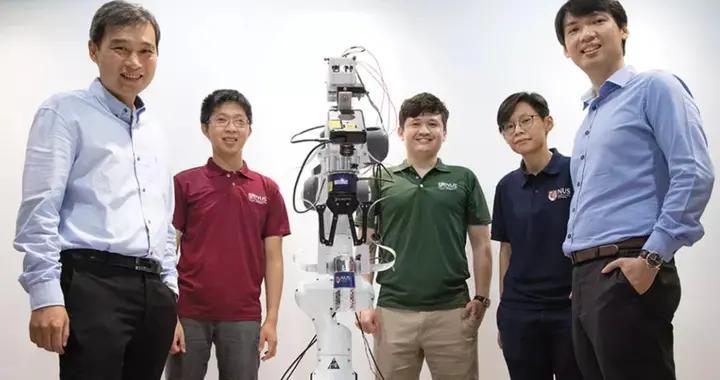 科学家制造出可以让机器人和假肢产生触觉的电子皮肤