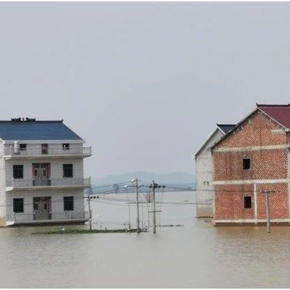 实探丨洪水渐退后,鄱阳湖周边咋样了
