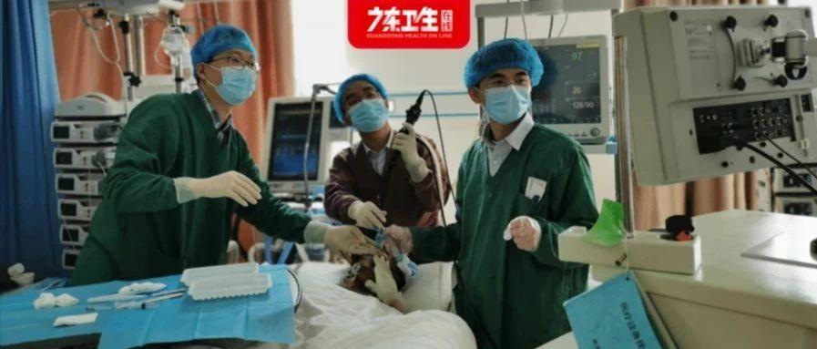 广东医生徐永昊:援藏、援粤、援外,这一年他都在