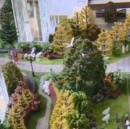 小区绿化号称英式园林,长沙鑫远翡丽郡业主大呼受骗:这跟安置小区有什么差别!
