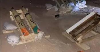 美国驻伊拉克大使馆拦截两枚火箭弹
