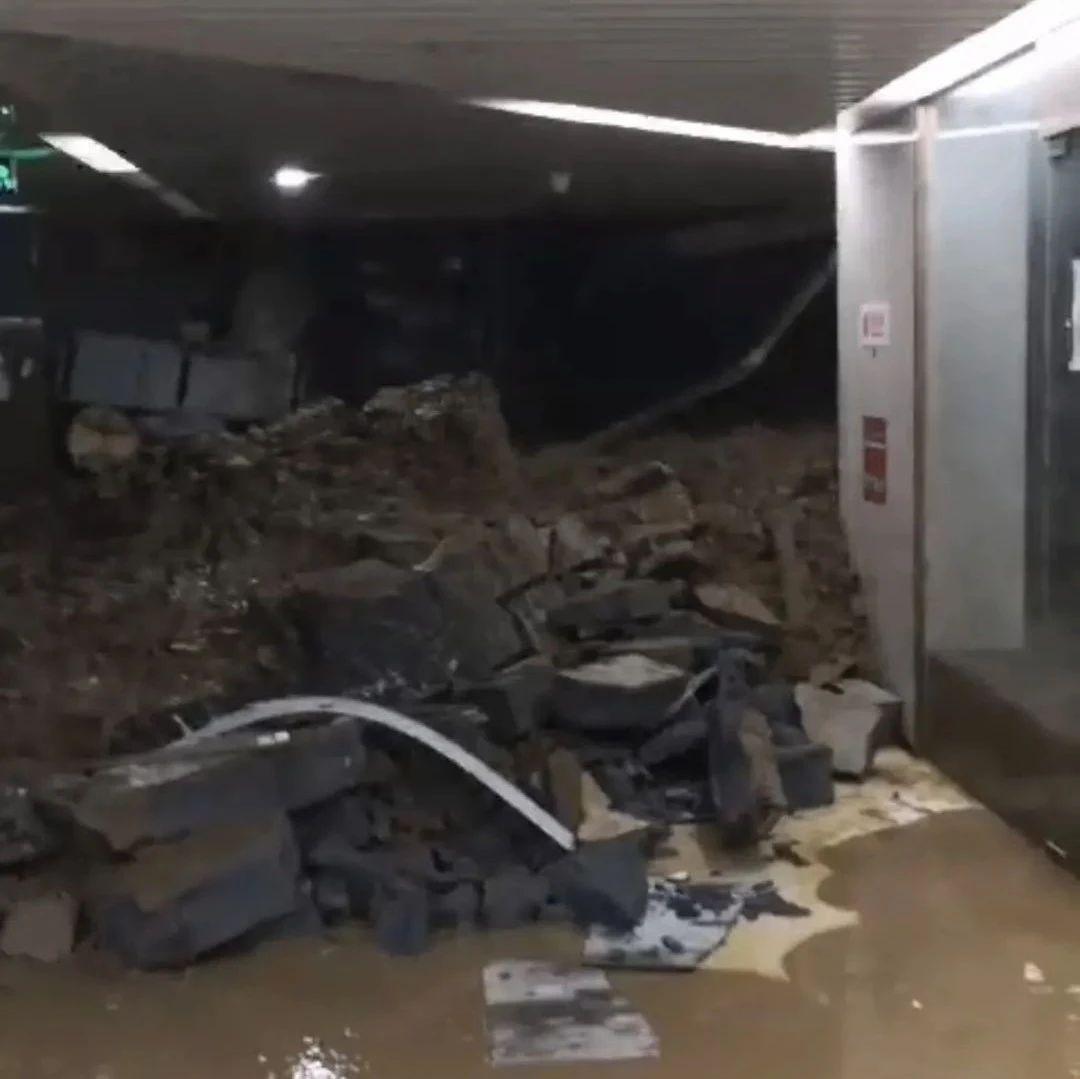 北京苹果园地区发生围墙倒塌事故,石景山深夜通报