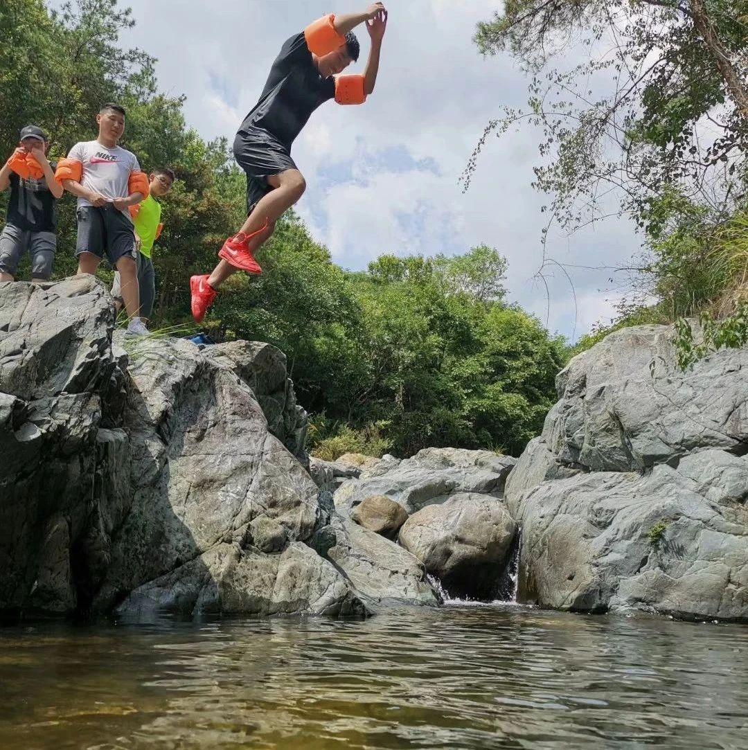 【周末2日自驾】溯溪、露营、篝火晚会...来约一场原生态的避暑旅行
