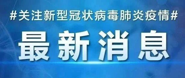 2020年8月4日0时至24时山东省新型冠状病毒肺炎疫情情况