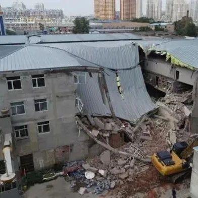 哈尔滨仓库坍塌,9名被困人员无人幸存