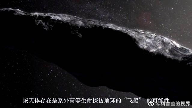 闯进太阳系的神秘天体,真的不是行星?