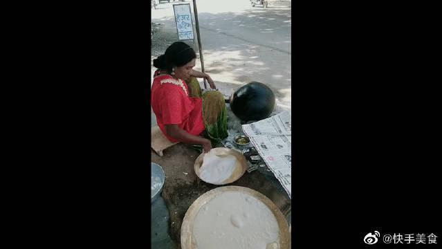 干净又卫生的印度美食,锅底烤饼也就算了,面还能这么玩?