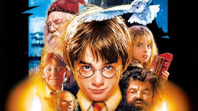 """电影曝""""魔法永恒""""版预告,哈利步入霍格沃茨展开魔法初体验……"""