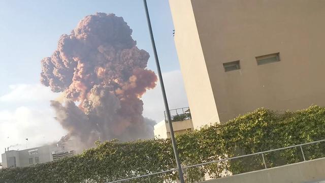 """黎巴嫩爆炸调查报告未出,特朗普急切将其定性为""""炸弹袭击"""""""