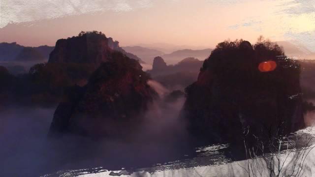 朱熹是中华文明的标志性人物,是继孔子之后的又一位大儒