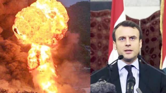 子午线·2分钟解读:大爆炸后,法国总统为何急赴黎巴嫩?