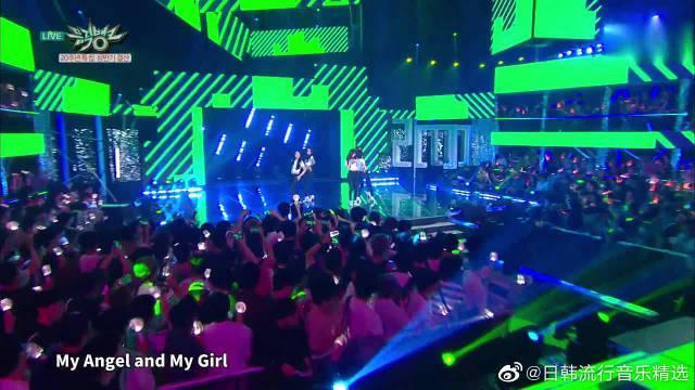 音乐银行:Red Velvet翻跳少女时代《GEE》,裴珠泫也太好看了!