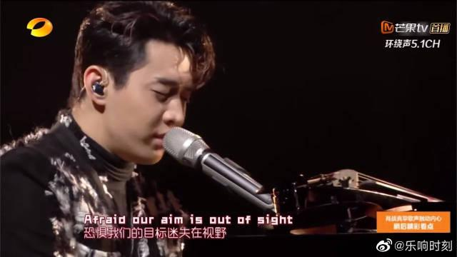 刘宪华双钢琴弹奏《Faded》,颜值与才华溢出屏幕!始于性格……