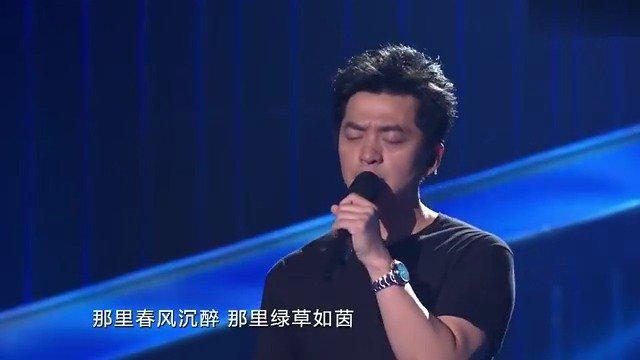 《中国好声音》第九季,李健回归了,来重温一下《贝加尔湖畔》
