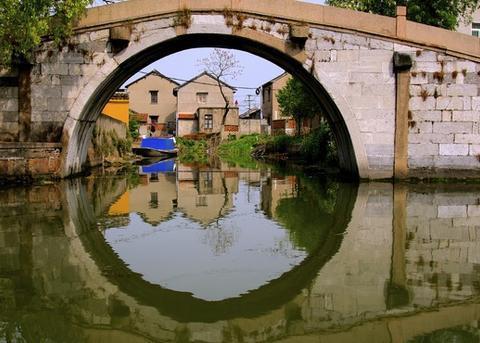 寻一处上海难得的清闲,江南第一桥乡,没有商业化的安静古镇
