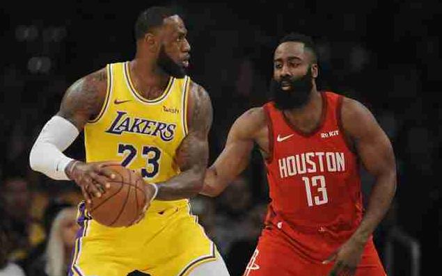 NBA复赛已经打了3-4轮,马上就要收官了,现在各大球队的排名有的很明确