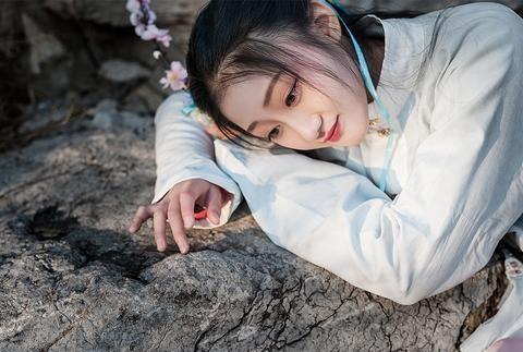 《鹧鸪天》·词丨幽湾侧畔凉风晚,香递池中菡萏花