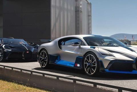 新车速递|奢华暴力机器 布加迪开始交付Divo超级跑车