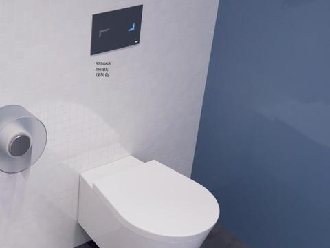 为什么现在卫生间安装隐蔽式水箱?