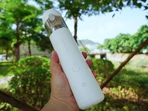 米家随手吸尘器开箱:提升生活质量,一个小帮手就够了