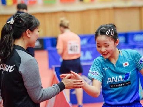 国乒女队危险了!日本12岁小将潜力赶超伊藤,主管教练来自中国