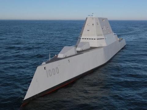 新发电机或让电磁炮版055成为现实,美军少数领域优势不再