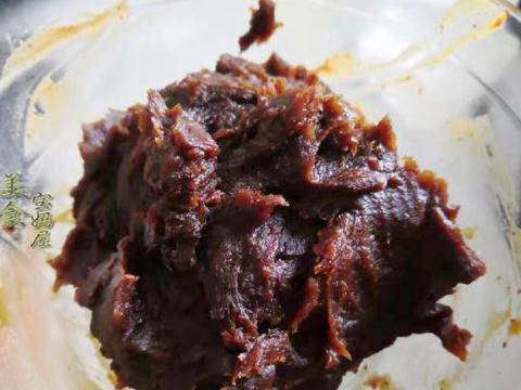 1斤红枣38克食用油,教你自制枣泥馅,酸甜可口,健康无添加!