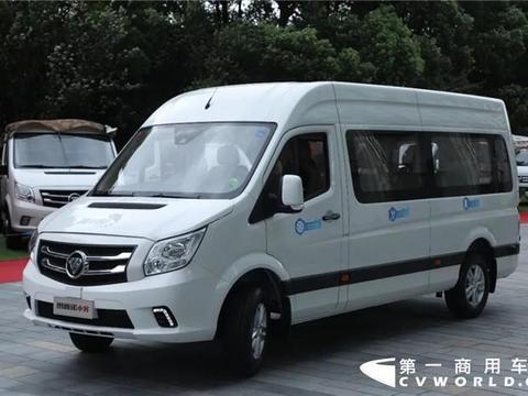 价值商旅 大乘之选丨福田图雅诺小客九座专业客运正式发布