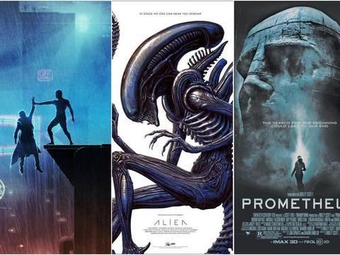 《异形》+《普罗米修斯》+《银翼杀手》,这部科幻新作高能不断