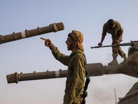以色列空军为轰炸核设施备战:当伊朗导弹击落战机后,特种兵救援
