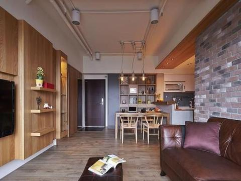 她家现代工业风装修,全房舒适又有格调,看完羡慕极了,晒晒!