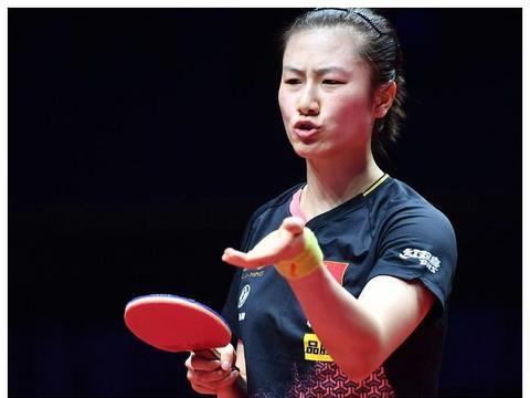 奥运模拟赛女单签位出炉:陈梦王曼昱共守上半区,莎莎独守下半区