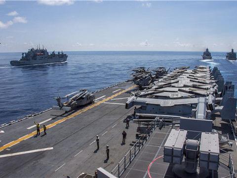 美国海上霸权将很快被终结?俄军事专家:根本不需要中俄出手