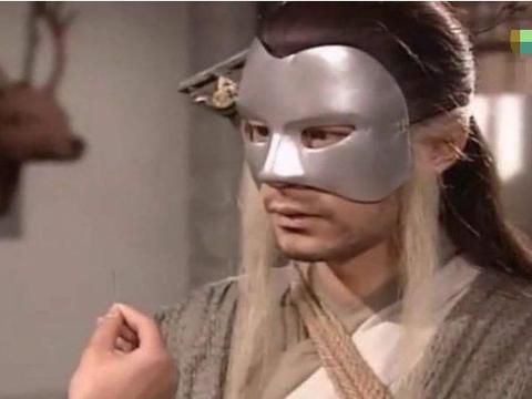 """《神雕侠侣》六版""""面具""""杨过,刘德华吓人,古天乐帅气"""